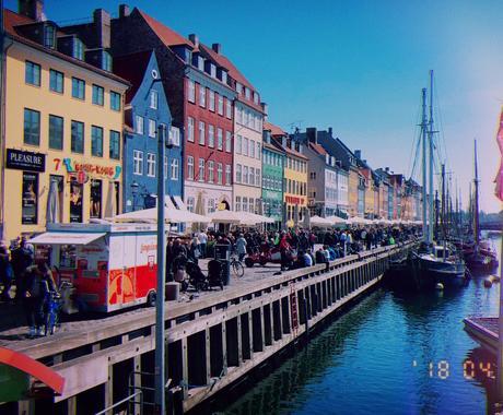 ヨーロッパに関する記事を作成いたします どこでもドアのような記事をデンマークよりお届け! イメージ1