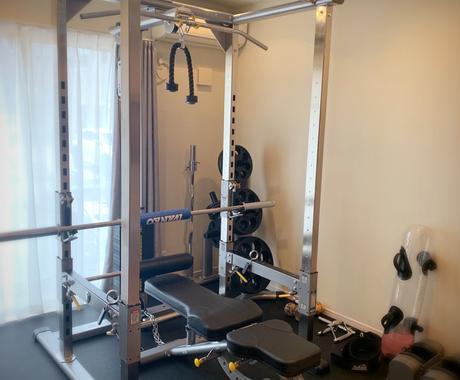 初心者向けの体作りをサポートします 痩せたい、筋肉をつけたい初心者さん必見!! イメージ1