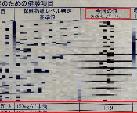 LDLコレステロール数値を36下げた方法を教えます 僕が、LDLコレステロール値を155から119まで下げた方法 イメージ1