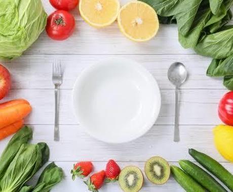管理栄養士が食事・栄養相談致します −20kgダイエットの経験あり!専属管理栄養士になります! イメージ1