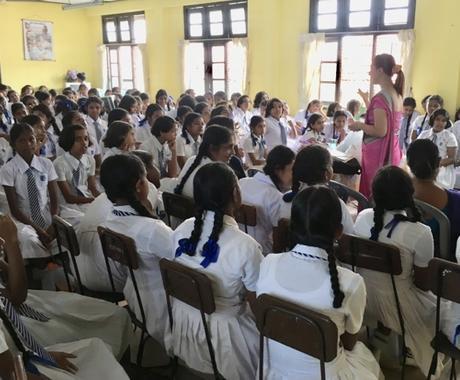 スリランカ のシンハラ語を教えます オーダーメイドでシンハラ語を話すことができるように教えます! イメージ1