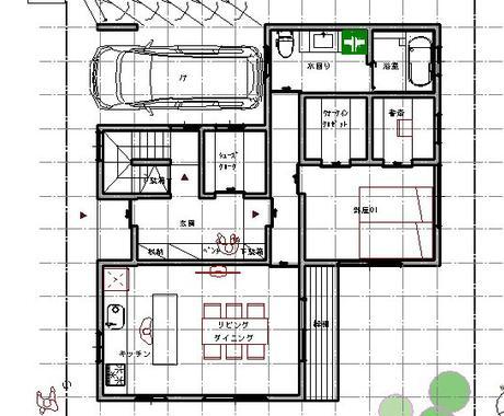 はじめての家づくり、間取りお手伝いします 一級建築士による世界にたった一つのマイホーム。 イメージ1