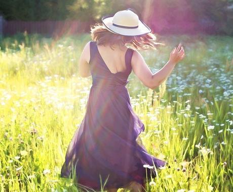 オーラを綺麗にします オーラのブロックをクリアにし本当のわたしが輝く姿へ近づいて! イメージ1