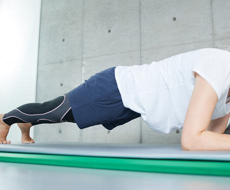 ボールを使った体幹トレーニングと有酸素運動教えます サッカーエクササイズで楽しくボディシェイプ♪ イメージ1