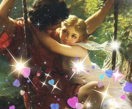 彼の気持ちや恋のアドバイスをお届けします 恋を応援!ロマンスエンジェルオラクルカードでリーディング! イメージ1
