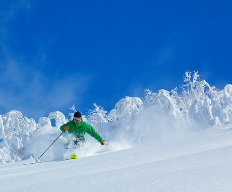 【初心者から上級者まで♪】スキーのアドバイスをさせていただきます! イメージ1