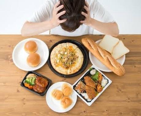 リバウンドしないダイエットサポートします あなたの食生活に密着し、毎日アドバイスを行います! イメージ1