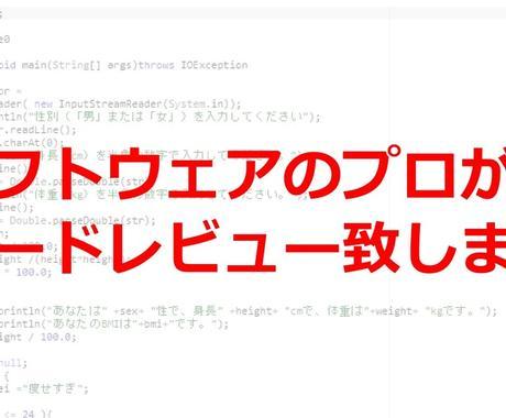 あなたのソースコードをレビューをします ソフトウェアのプロによる実践的なアドバイス イメージ1