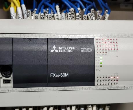 PLCシーケンスプログラム、TPの作成、変更します FA装置メーカーでの電気設計経験を生かしてフォローいたします イメージ1