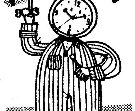 時計の修理見積をします イメージ1