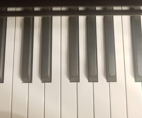 ピアノのワンポイントアドバイス致します 弾きにくい場所、格好良く聞こえる弾き方アドバイス致します イメージ1