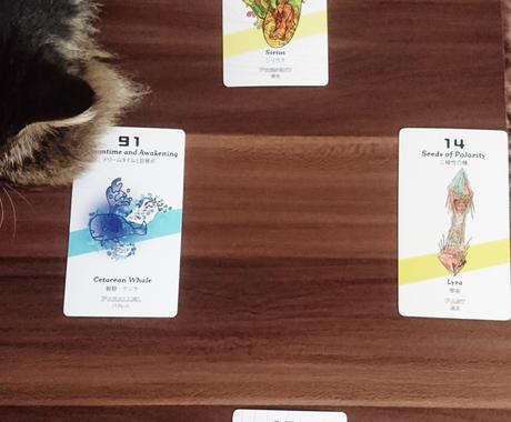 ハイヤーセルフからメッセージをお伝えします ギャラクティック・ルーツ・カードで私たちの高次の意識と繋がる イメージ1