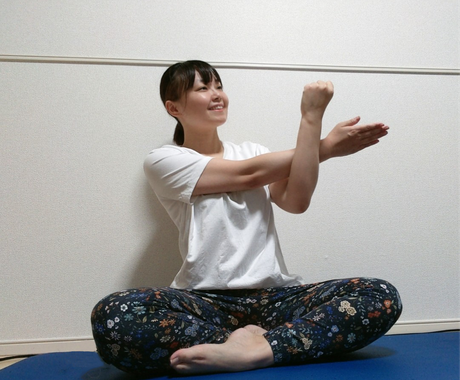 ストレッチ・筋トレのパーソナルレッスンをします 運動の習慣をつけたい、身体を柔らかくしたい、ダンサーの方も イメージ1