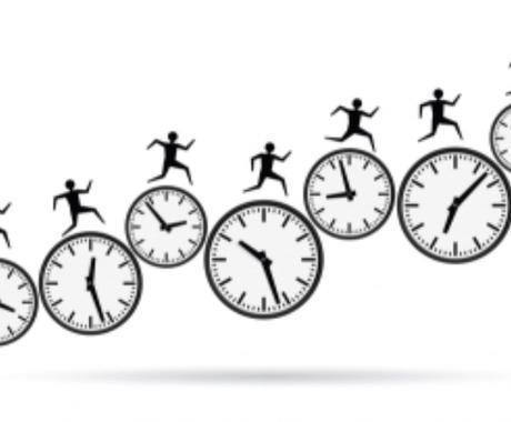 1日24時間を最大限に活用する時間術をお伝えします 会社に勤めながら毎日副業、読書、ブログ更新が出来る秘訣とは イメージ1