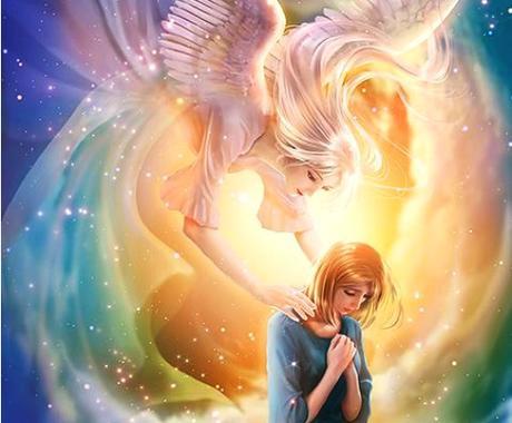 エンジェルライトワーカープログラムを伝授します 13柱の天使、神獣と繋がります イメージ1
