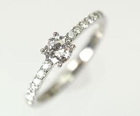 婚約指輪をお探しの方へ。彼女が喜ぶ婚約指輪探しをお手伝いします。 イメージ1
