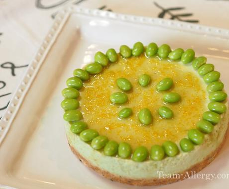 乳製品、卵、小麦なしのお菓子レシピ教えます 米粉を使ったお菓子レシピ!見た目は普通のケーキと一緒♪ イメージ1