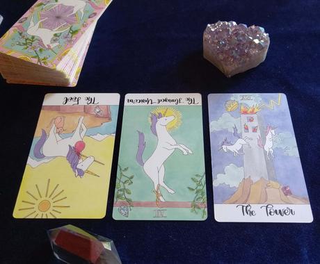 九星気学、数秘術、カードを使って占います いろんな占術を使って総合的に占います。 イメージ1