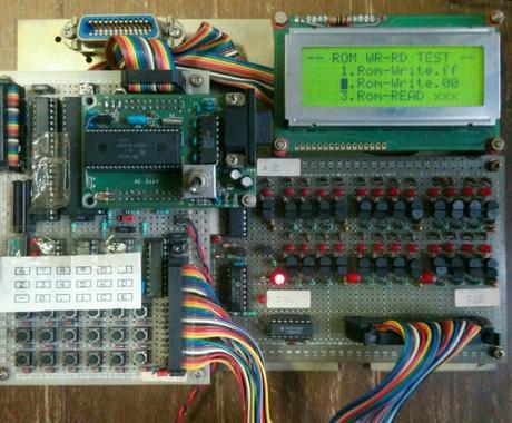 電子工作、エレクトロニクス技術を指導します 電子回路に興味のある人。電子技術のプロになりたい人。 イメージ1