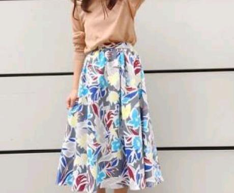 買い物中【リアルタイム】での服選び手伝います どちらのデザイン◆色が似合うのか悩まれる方へ イメージ1