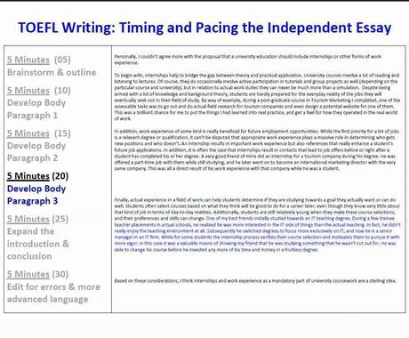 あなたの英文を添削します 留学、大学受験、TOEFL iBT で英作文が必要なあなたへ イメージ1