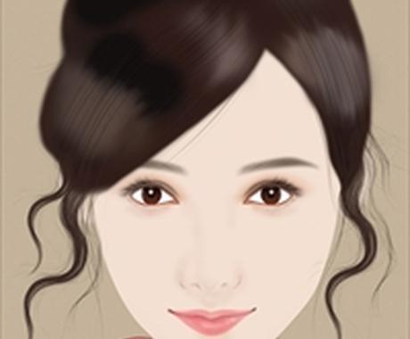 顔採点サービス&顔年齢診断します ガチで自分の顔面レベルを知りたい方にお勧め。 イメージ1