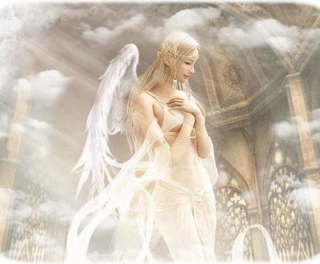 あなたの守護天使からのメッセージをお伝えします 安心と信頼のカウンセラー 白鳥麗コンシェルジュ イメージ1