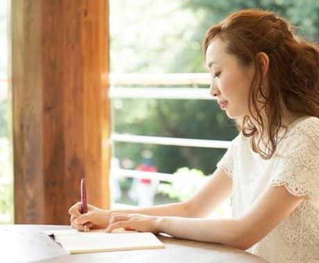 プロフィール文専門ライターがあなたのプロフィール文を添削します イメージ1