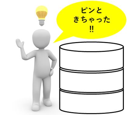 データベースの性能問題の解決を支援します Oracle性能問題の根本原因と改善策を的確にアドバイス! イメージ1