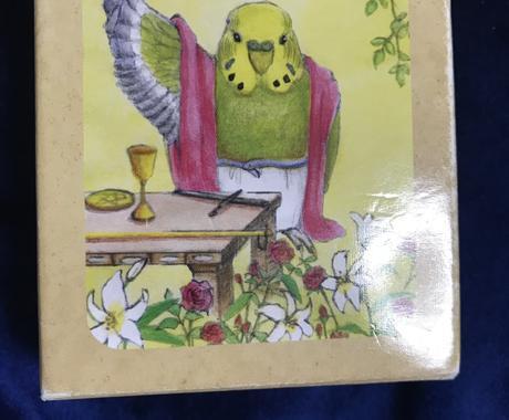 タロットカードで占います あなたをポジティブにするアドバイスをします。 イメージ1