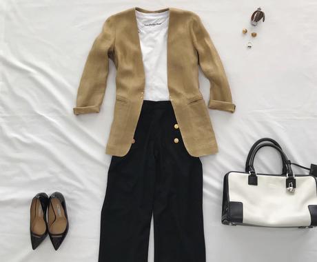 女性管理職向け!上品でおしゃれな服の選び方教えます 管理職歴15年の経験★ビジネスでもオシャレに楽しむコツ伝授 イメージ1