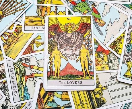 タロットで主に恋愛、仕事、家庭、人間関係を見ます 人間関係でお悩みを抱えていらっしゃる方々へ イメージ1
