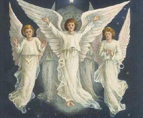 あなたを助ける天使を召喚☆ イメージ1