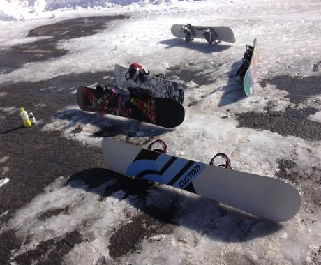 スノーボードでわからないこと、答えます! イメージ1