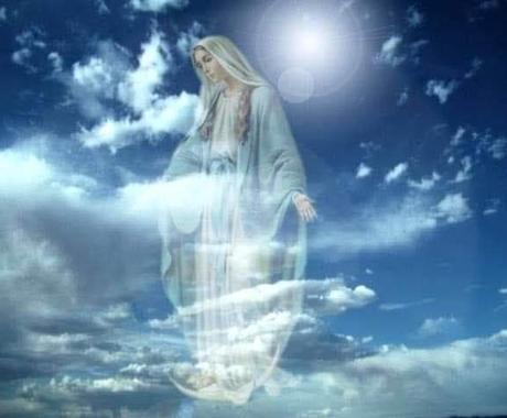 あなたに今必要なメッセージと愛の光をお届けします マザーメアリー(聖母マリア)のトランスチャネリングを致します イメージ1
