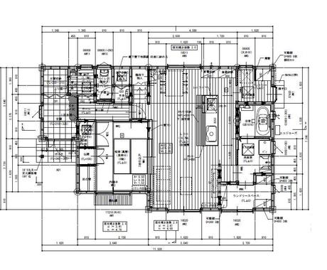 CAD図面作成します DIYやリフォームのラフ図面をCAD図面で書きます。 イメージ1