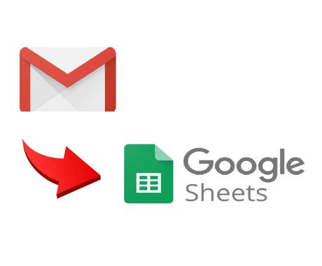 Gmailをスプレッドシートにリストアップします Gmailを一覧にしたいときありませんか? イメージ1