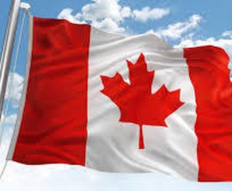カナダ(高校、大学、大学院留学経験者)悩み伺います 留学経験&留学生入試課経験者₋留学前、中、後に不安がある人へ イメージ1