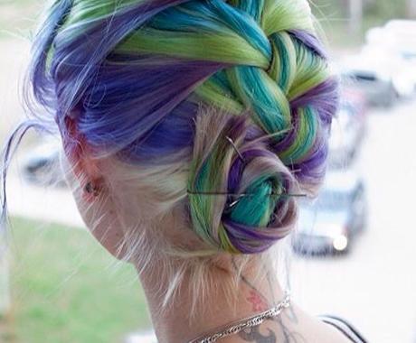あなただけのオリジナルカラーをもとに、理想のヘアスタイルを提案します。 イメージ1