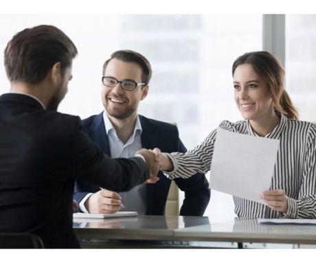 人材紹介会社の選定/契約の相談交渉サポートします 大手リクルーティング企業在籍/業界経験約7年 イメージ1