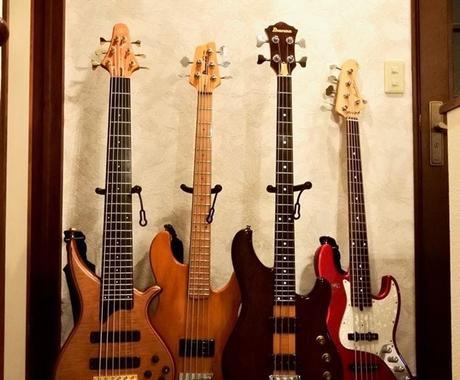 ギター、ベース購入のお悩み解決いたします 初めて買う時、中古楽器を買って見ようと思った時のご相談。 イメージ1