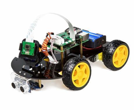 ラズベリーパイ活用をコンサルティングします おもちゃ作成、家電自動化、会話ロボット作成などサポートします イメージ1