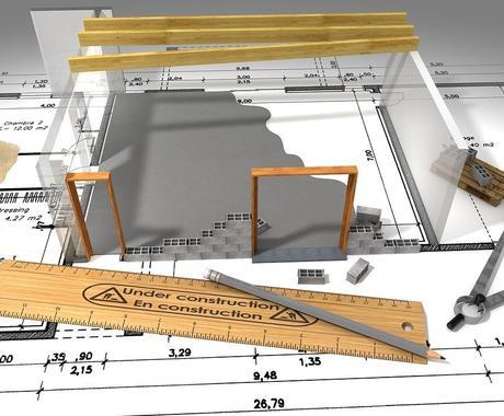 低価格で建築設計サポートする方法をご提供します 一級建築士が忙しい設計士さんのお悩み解決します イメージ1