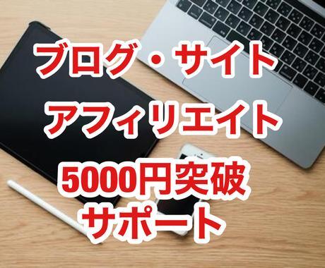 サイトの収益が月5千円以下の理由をレポートします 【ブログ添削】専業歴3年半のアフィリエイターがアドバイス イメージ1