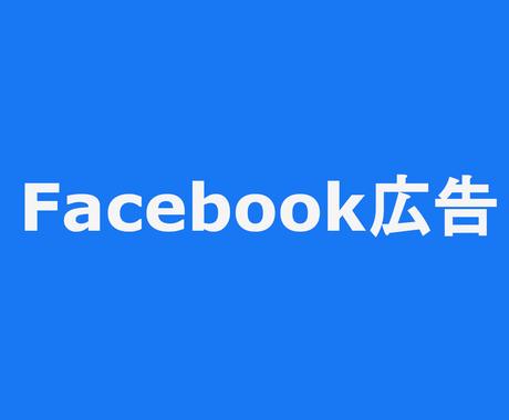 認定資格者がFacebook広告の運用を代行します Facebook広告でコスパのいい集客をお手伝いいたします! イメージ1