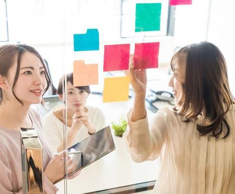 顧客の視点で商品やHP、会社案内等を分析します 女性のお客様がどんな印象を抱くか?顧客の心理が知りたい方へ イメージ1