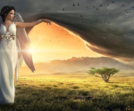 守護霊やガイドからのメッセージをお伝えします あなたを守護している高次の存在からのメッセージ☆ イメージ1
