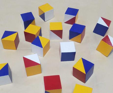 人気知育玩具をハンドメイドで作る方法教えます フリマで販売実績のある現役メーカーが指導します イメージ1