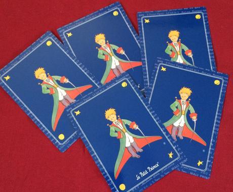 星の王子様カードで占います フランスが生んだ孤独の文学「星の王子様」占い イメージ1