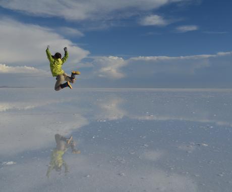 ウユニ塩湖に興味のある方へ、情報提供致します イメージ1